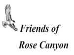 Friends of Rose Canyon Logo