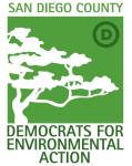 Democrats for Environmental Action Logo