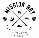 Mission Bay Fly Fishing Co. Logo