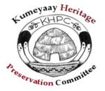 Kumeyaay Heritage Preservation Committee Logo