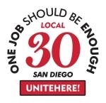 Local 30 San Diego Logo