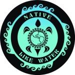 Native Like Water Logo