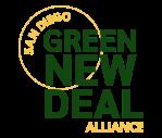 San Diego Green New Deal Alliance Logo