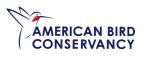 American Bird Conservancy logo with hummingbird